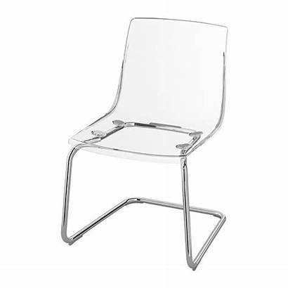 Ikea Chair Tobias Chairs Clear Dining