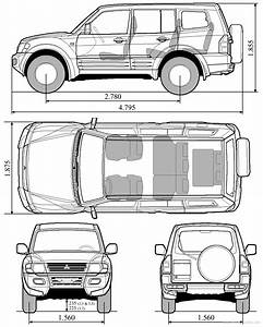 Manual Download  Mitsubishi Pajero Montero Factory Service