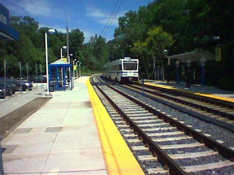 light rail stations mount washington station