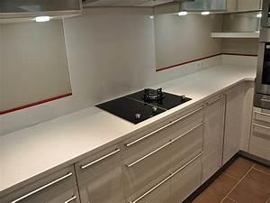 Plan De Travail Com : cuisine plan de travail quartz skb86 slabtownrib ~ Melissatoandfro.com Idées de Décoration