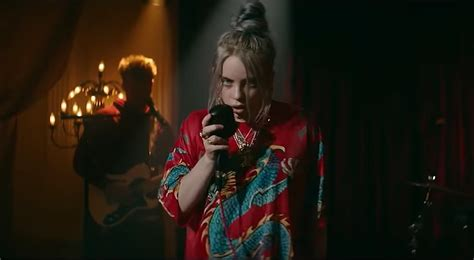 Billie Eilish Releases Full Video For
