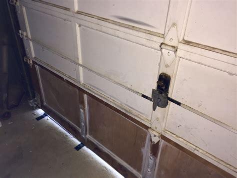 how to lock garage door removing style garage door lock doityourself