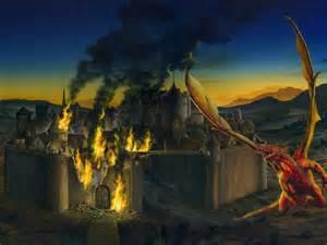 Dragon City Burning