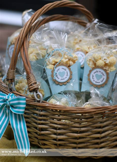 shower gifts baby shower favours using stin up products stin