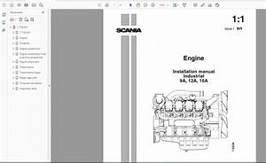 Scania Industrial Engines Service Training