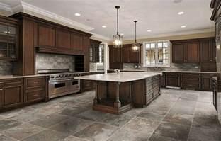 kitchen flooring idea most popular kitchen flooring design ideas