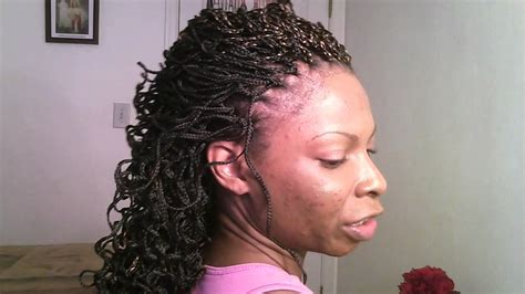 It's Another Crochet Protective Style (finished Look