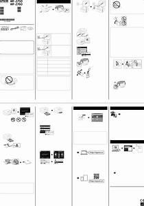User Manual Epson Workforce Wf