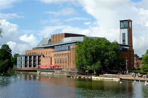 royal shakespeare theatre 169 roger kidd geograph