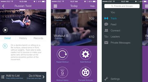 Best weight lifting and gym apps for iPhone: Fitocracy ...