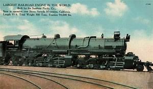 Image Gallery largest steam locomotives