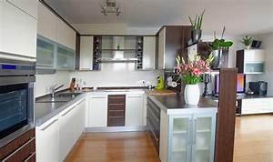 U Form Küchen : die u form k che klassische k chenform mit modernem stil ~ A.2002-acura-tl-radio.info Haus und Dekorationen
