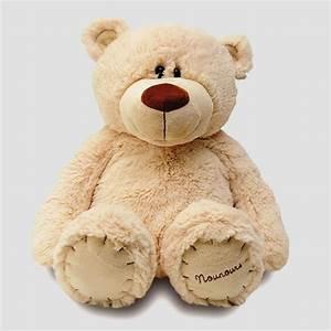 Ours En Peluche : ours en peluche bobo l 39 ours en peluche 50 80 cm ~ Teatrodelosmanantiales.com Idées de Décoration