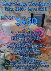 best value wedding packages budget wedding ideas small With budget wedding packages