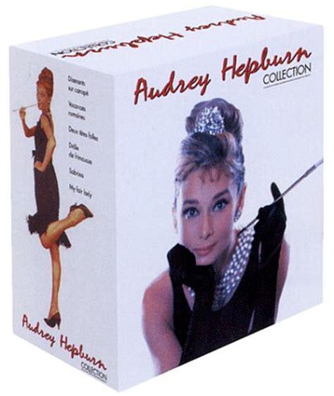 hepburn diamants sur canape coffret hepburn 6 vhs my fair diamants sur canap 233 vacances romaines deux