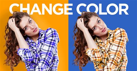 how to change the color of anything in photoshop select