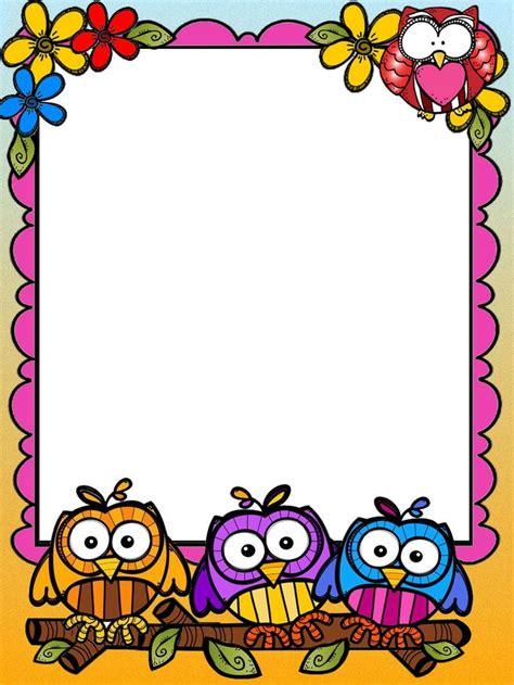 frame  children png clip art borders kindergarten