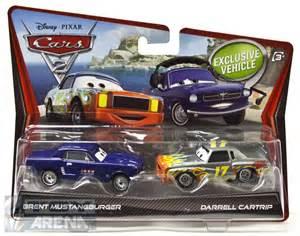 Disney Pixar Cars 2 Movie