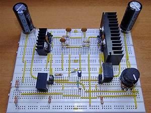 200watt Audio Amplifier
