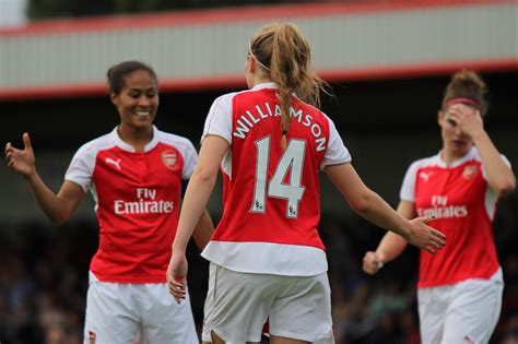 Arsenal Women - YouTube