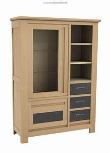 Meuble de salle a manger armoirette vitrine colonne de for Meuble salle À manger avec meuble de rangement salle a manger pas cher