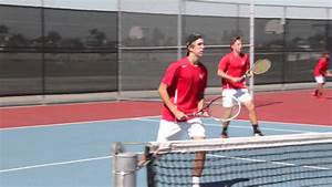 Los Alamitos High School 2014-2015 Boys Tennis - YouTube