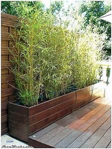 Bambou Brise Vue : beautiful idee deco jardin avec bambou pictures design ~ Premium-room.com Idées de Décoration