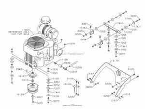 Dixon Kodiak 50  2005  Parts Diagram For Engine  Kohler