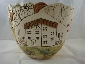 keramik fur haus garten balkon terrasse meine topferei With französischer balkon mit ton keramik für garten