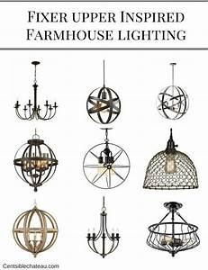 Fixer Upper Deko : fixer upper inspired farmhouse lighting ~ Frokenaadalensverden.com Haus und Dekorationen