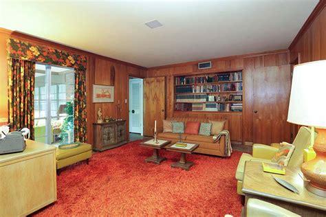 1954 Texas time capsule house - interior design perfection