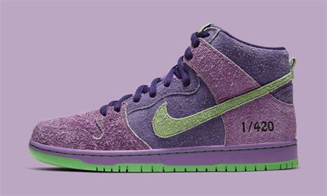"Nike SB Dunk High ""Reverse Skunk"": Rumored Release Information"