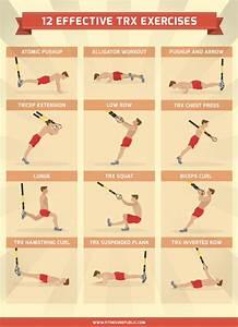 12 Effective Trx Exercises Fitness Republic