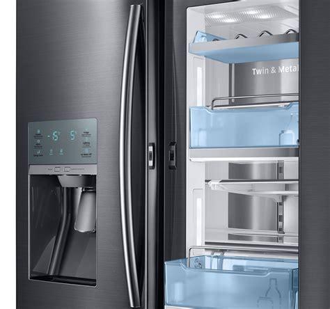 Samsung 278 Cu Ft Frenchdoor Refrigerator  Black