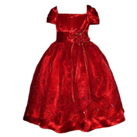 beautiful and elegant christmas dresses for girl on