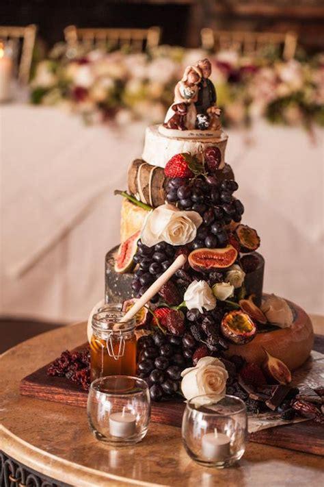 rustic wedding cakes tend cheese wedding cakes deer