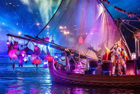 rivers of light review quot rivers of light quot successfully adds artistry as