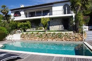 location villa avec piscine a vence sur la cote d39azur With location villa cote d azur avec piscine