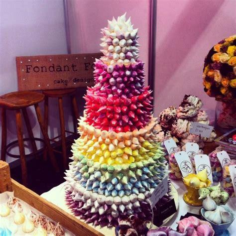 Unusual And Alternative Wedding Cake Ideas
