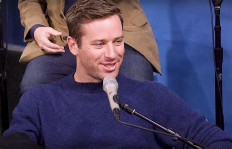 WATCH: Armie Hammer reveals which intimate body part was ...