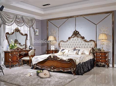 chambre a coucher de luxe eau style luxe antique lit mobilier de chambre de luxe