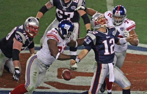 The New England Patriots And Tom Brady Choked To The New