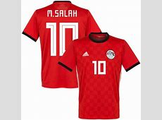 Egypt Home Jersey World Cup 2018 – Footballshop