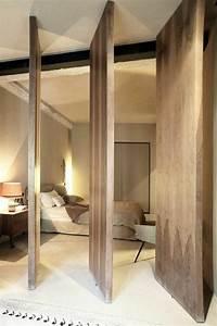 decouvrir la porte a galandage en beaucoup de photos With porte d entrée pvc avec miroir salle de bain chene clair