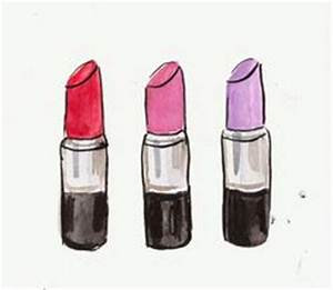 1000+ images about Lipsticks illustrations on Pinterest ...