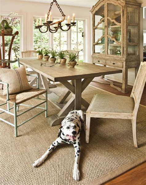 Rugs & Kids In The Dining Room To Be Or Not To Be?