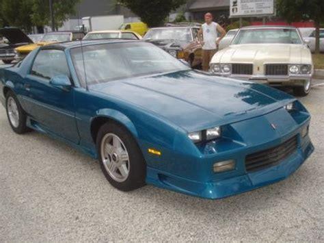 1992 Chevrolet Camaro For Sale Carsforsalecom