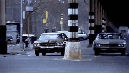 French Connection Chase Film Famous Crash Friedkin