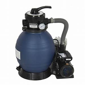 Pro 2400gph 13 U0026quot  Sand Filter Above Ground Swimming Pool