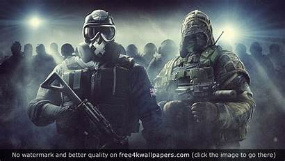 Rainbow Six Siege Tom Mute Kapkan Free4kwallpapers
